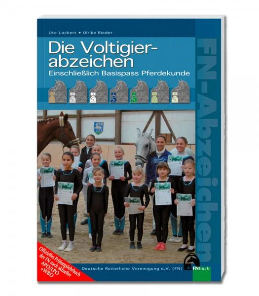 Die Voltigierabzeichen, FN © Waldhausen GmbH