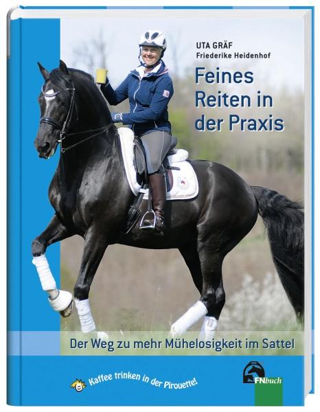 Lehrbuch 'Feines Reiten in der Praxis' © BUSSE GmbH