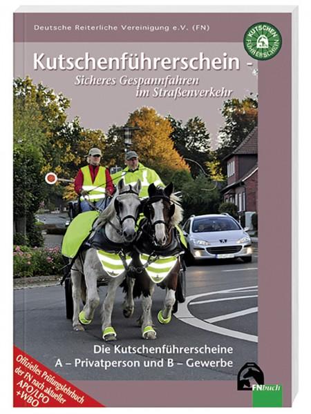 Lehrbuch 'Kutschenführerschein' © BUSSE GmbH
