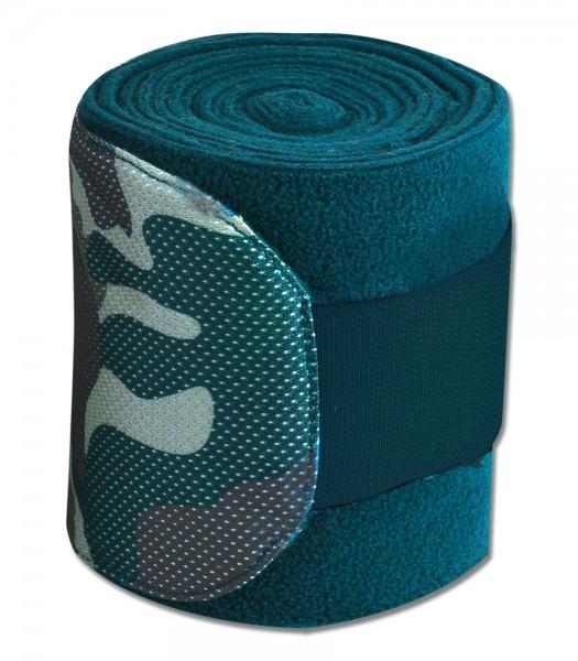 Fleecebandage Camouflage, 4er Set © Waldhausen GmbH