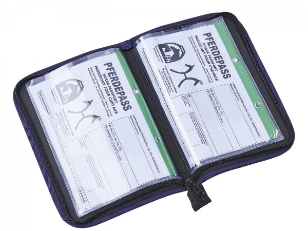 Equidenpass-Mappe RIO © BUSSE GmbH